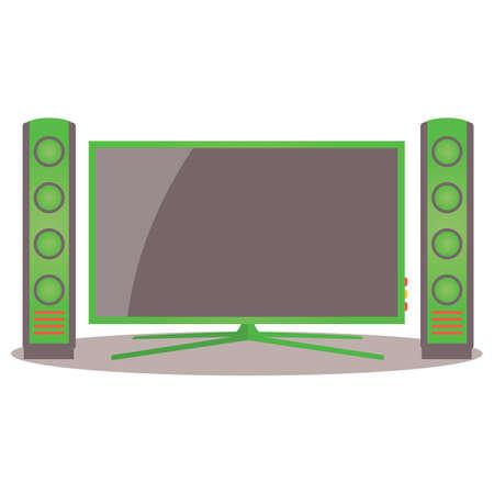 home theatre: home theatre system