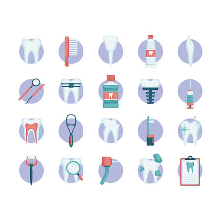 premolar: dental care collection