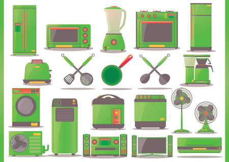 electrical appliances: household and electrical appliances