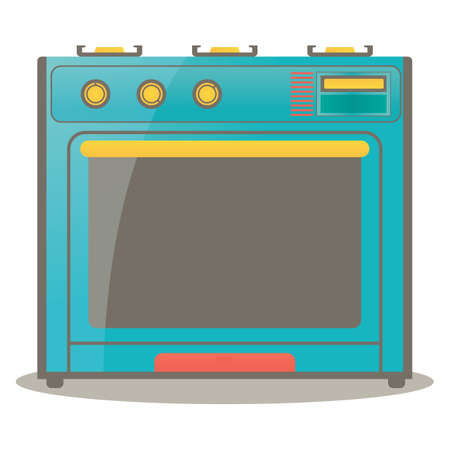 stove: stove with oven
