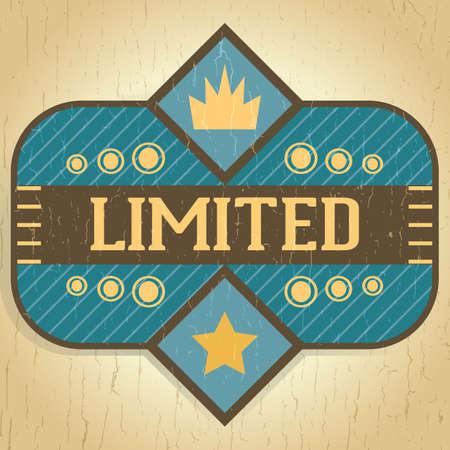 limited: limited label