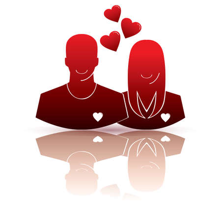 feb: valentine love couple