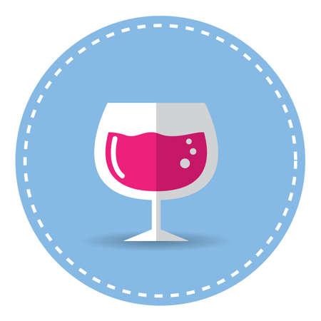 refreshments: juice glass