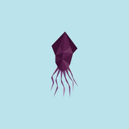 squid: squid Illustration