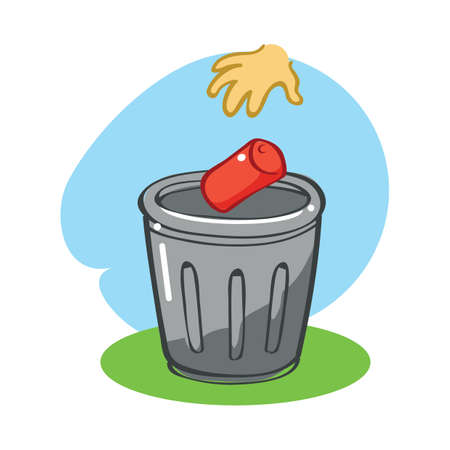 recycle bin 版權商用圖片 - 52572660