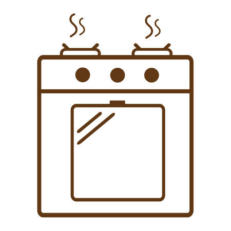 stove: stove Illustration