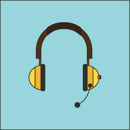 headset: microphone headset