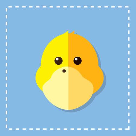 chick: chick Illustration