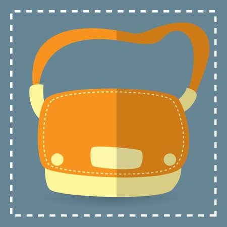 sling: sling bag Illustration