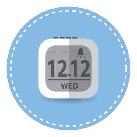 digital clock: digital clock