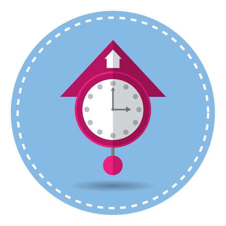 reloj de pendulo: rel�j de p�ndulo