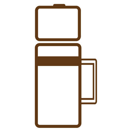 flask: insulated flask