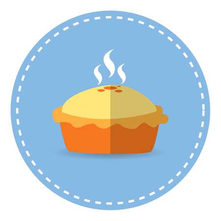 steamy: pie