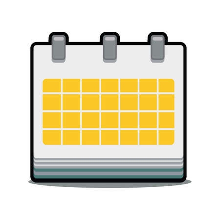 calendar: calendar Illustration