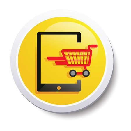 online: mobile online shopping