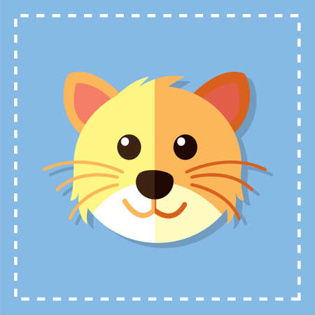 whiskers: cub Illustration