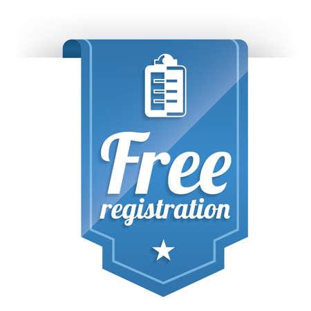 registration: free registration label design