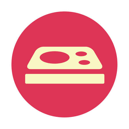 burners: cooking stove Illustration
