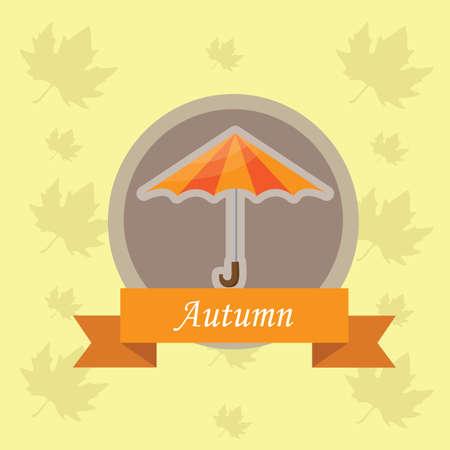 fall protection: umbrella label