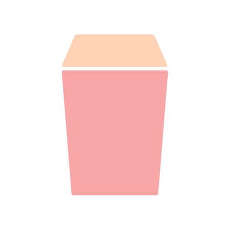 rubbish bin: rubbish bin icon