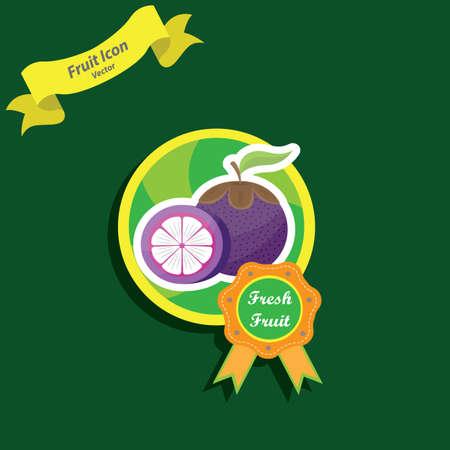mangosteen: mangosteen label