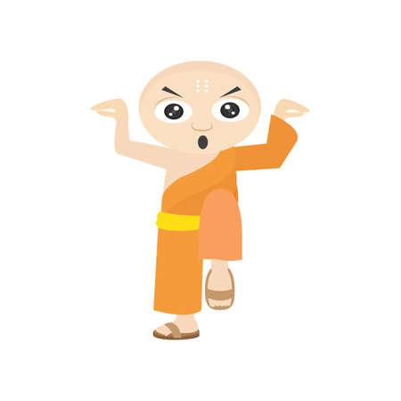 moine: moine pratique du karat�