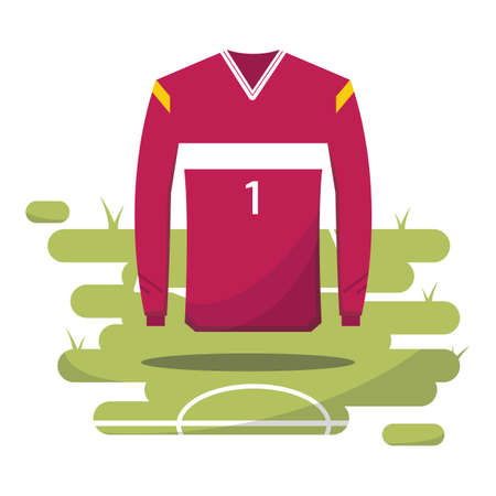 sleeve: soccer long sleeve jersey