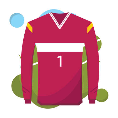 soccer long sleeve jersey