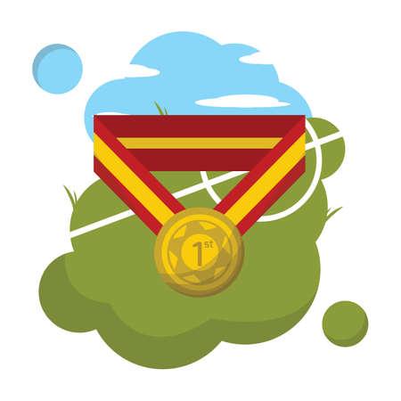 soccer: soccer medal