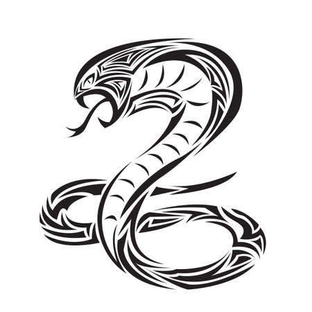 slang tatoeage