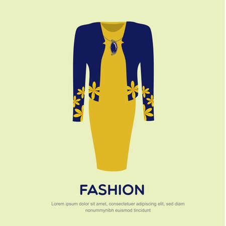 cardigan: dress with cardigan