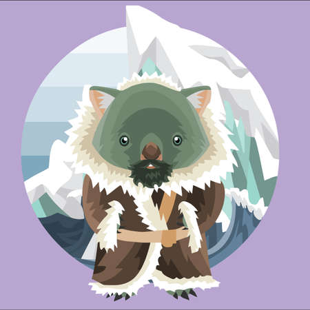 eskimo: wombat eskimo