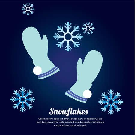 mittens: winter mittens
