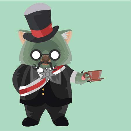 wombat: wombat como alcalde