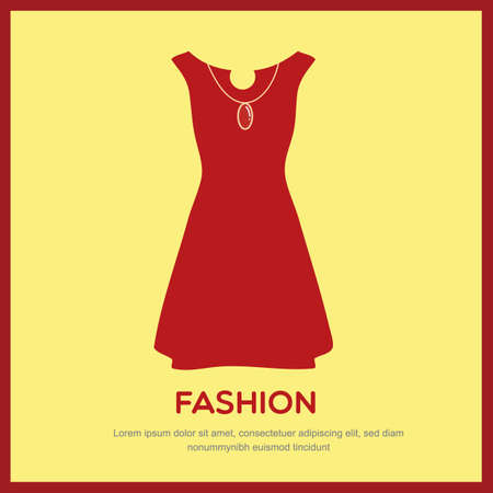 flare: fit and flare dress