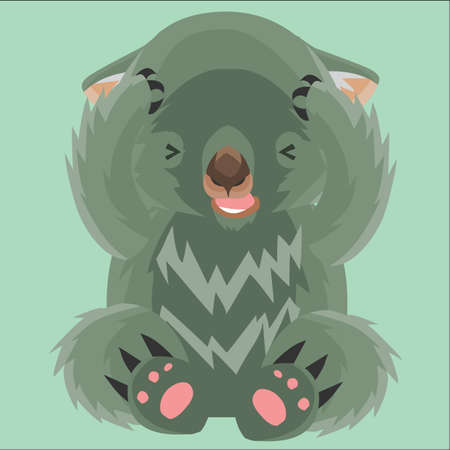 wombat: wombat verg�enza