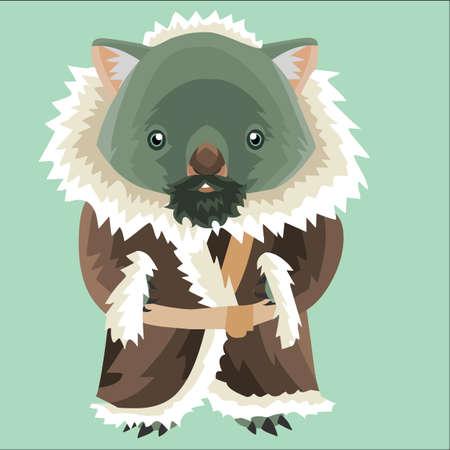 wombat: esquimal wombat