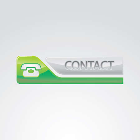 contacting: contact button