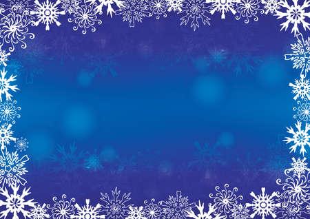 x mas background: snowflake background