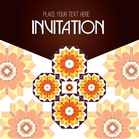 diseño de tarjeta de invitación