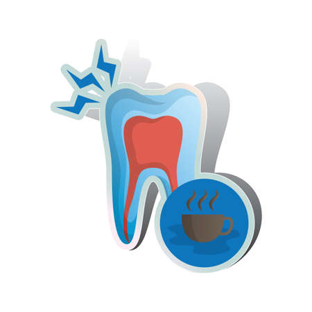 sensitive: tooth sensitive to hot