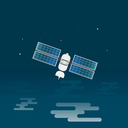 aerospace: satellite