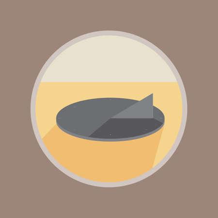sundial: sundial Illustration