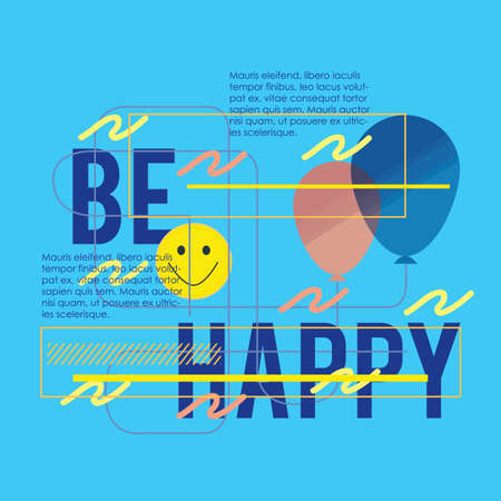 be: be happy quote