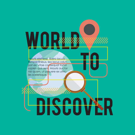 discover: world to discover quote