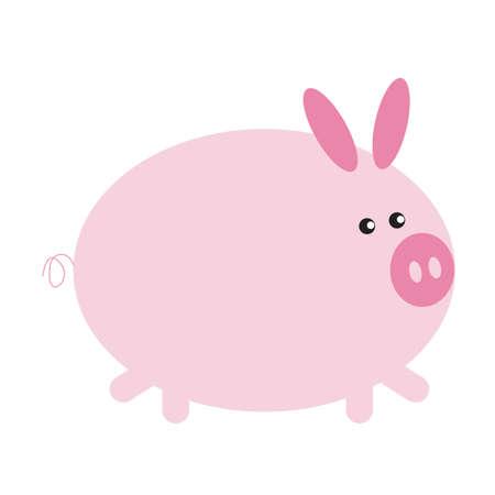 cartoon: pig cartoon