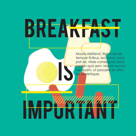 important: breakfast is important quote