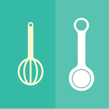 measuring spoon: baking utensils