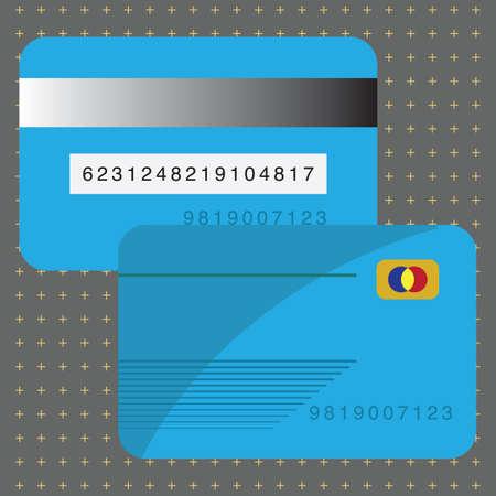 atm card: atm card Illustration
