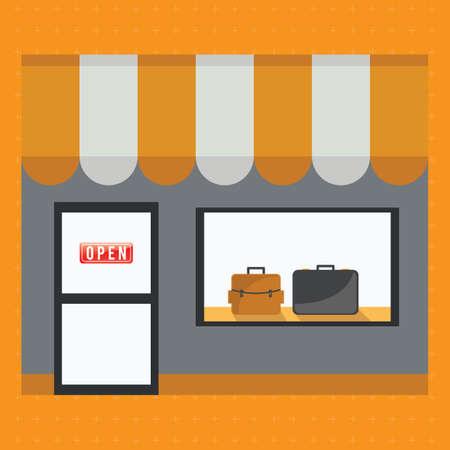 e store: shop open
